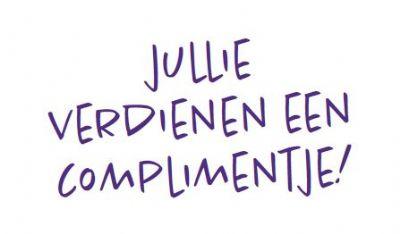 Geef elkaar een complimentje! - Centrum voor Jeugd en Gezin